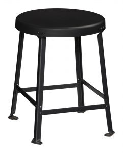 "One Ton Stool - 18"" H-0"