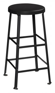 "One Ton Stool - 30"" H-0"