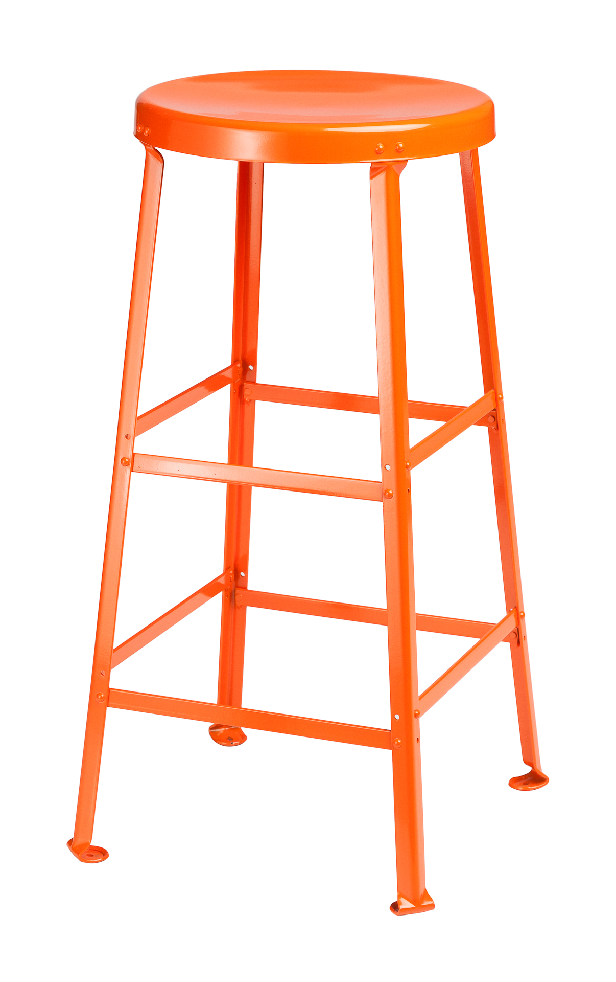 commercial grade bar stool one ton stool crow works