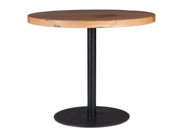 "22"" W Round Base Table-2063"