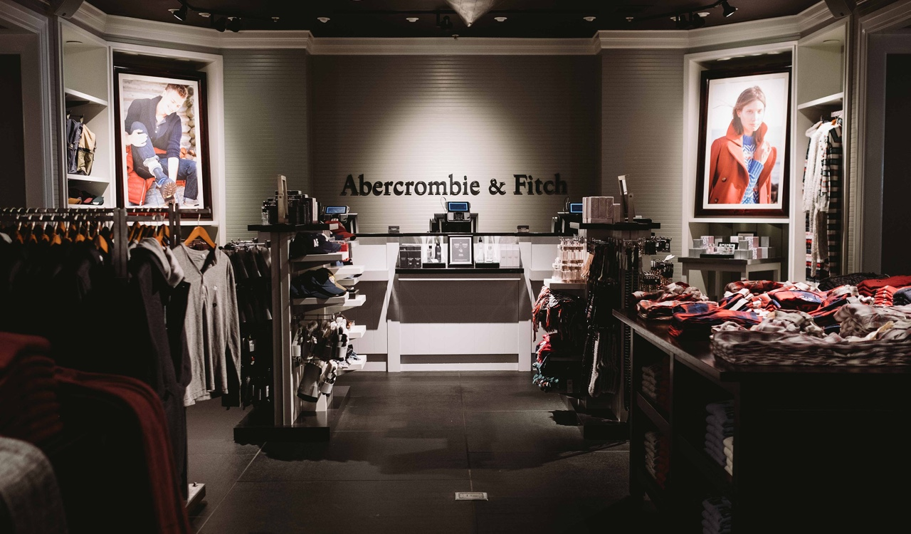 ... overlooked art, and A&F has the process down. We partnered with A&F to  create Custom Manufactured merchandise tables and systems to allow for  specific ...