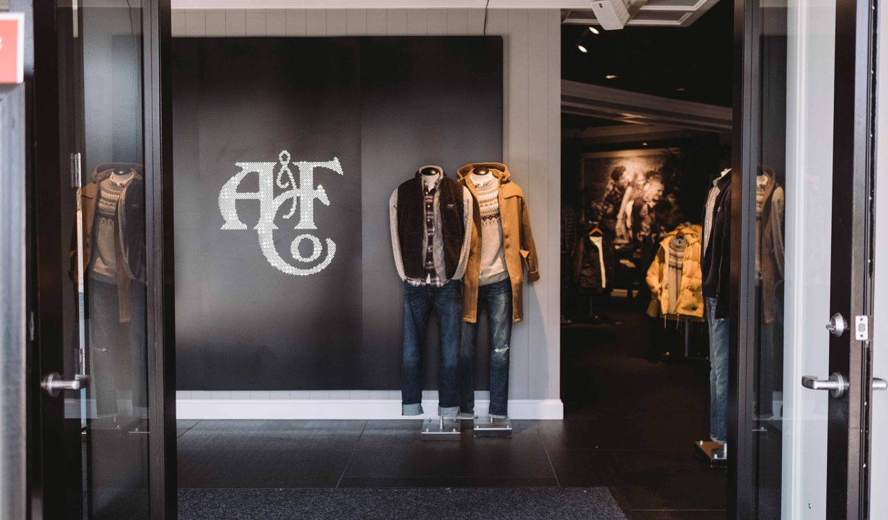 abercrombie and fitch case study International expansion external and internal analysis this case study was identified to examine why international sales volume of abercrombie and fitch have increased over the past three years and to recommend further international expansion to increase sales volume.
