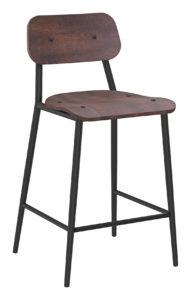 canteen-stool_24in_bourbon_gunmetal_perspective