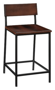 Transit Stool_24_Bourbon PerspectiveW