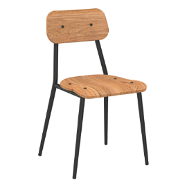 Canteen Chair Thumb - Crow Works