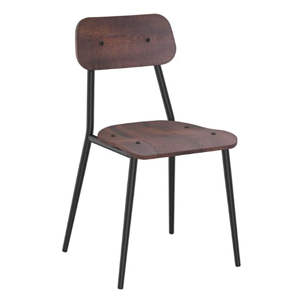 Canteen Chair | Restaurant Seating | Modern Industrial