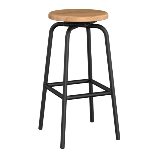 Pub Stool | Restaurant Seating | Modern Industrial