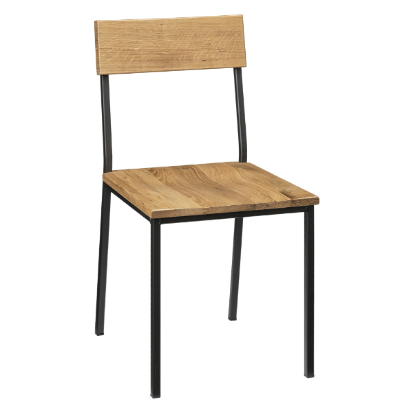 Transit Chair | Restaurant Seating | Modern Industrial
