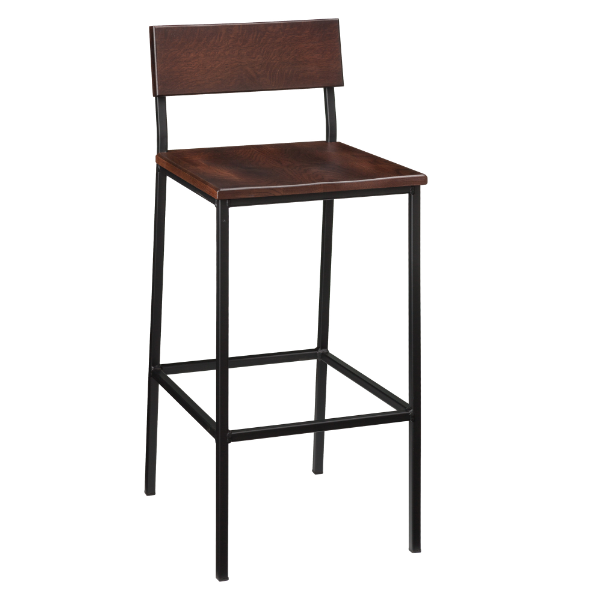 Transit Stool | Restaurant Seating | Modern Industrial