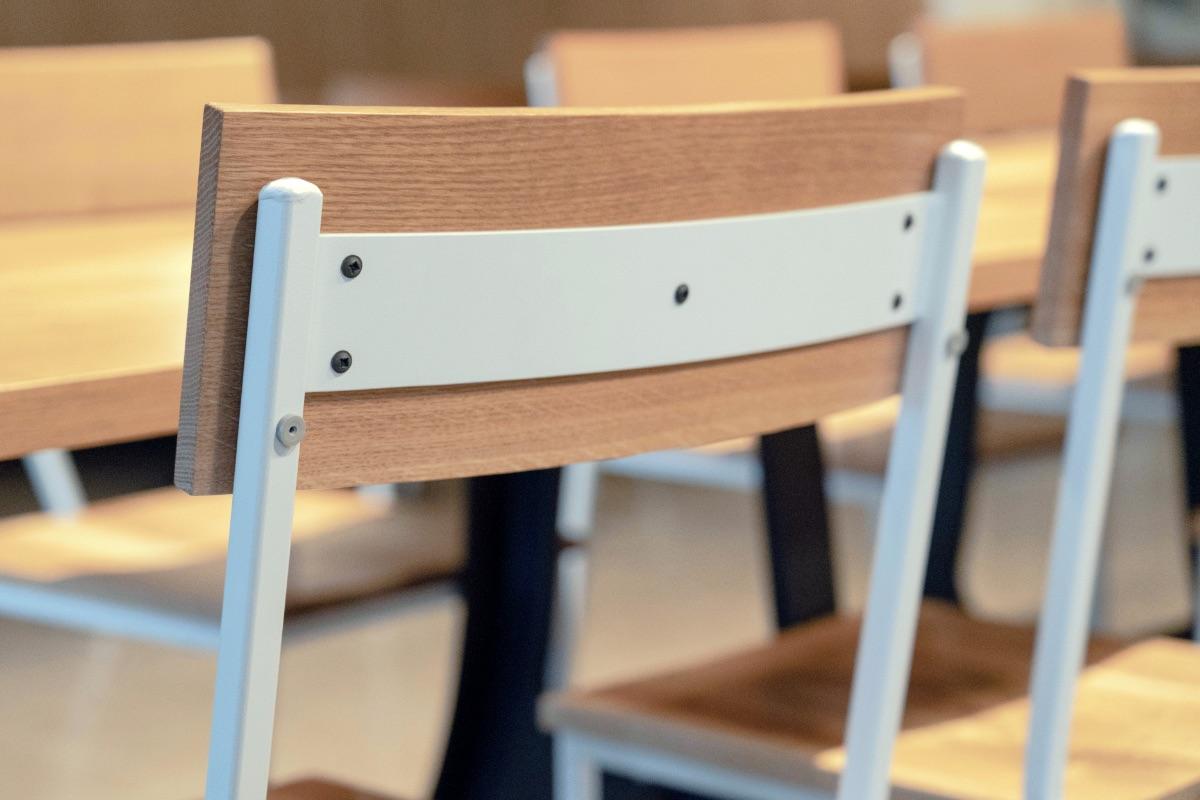 Transit Chair detail