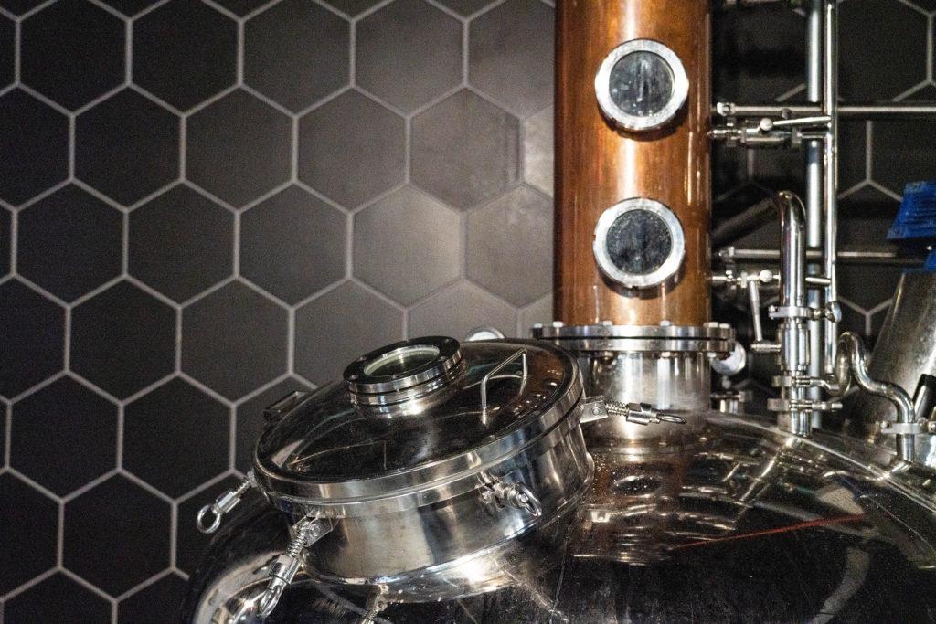 Echo Spirits Distilling Installation