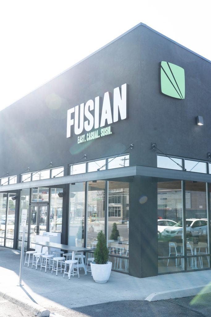 Fusian Installation