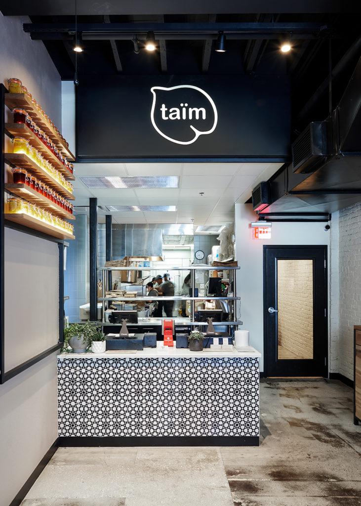 Taim Installation