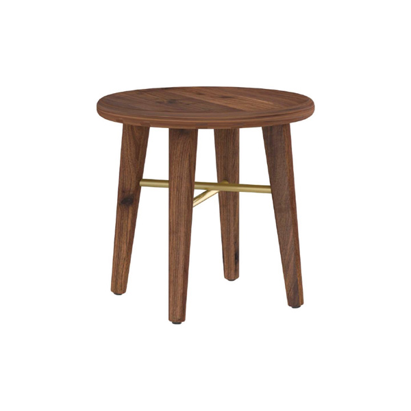 Round End Table or Stool