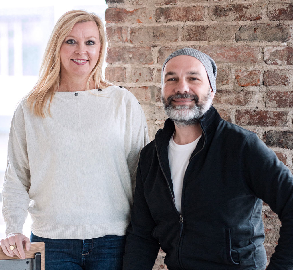 Crow Works Founders | Dennis and Denise Blankemeyer
