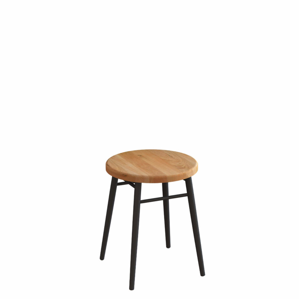 union stool 18 LT GM - Crow Works