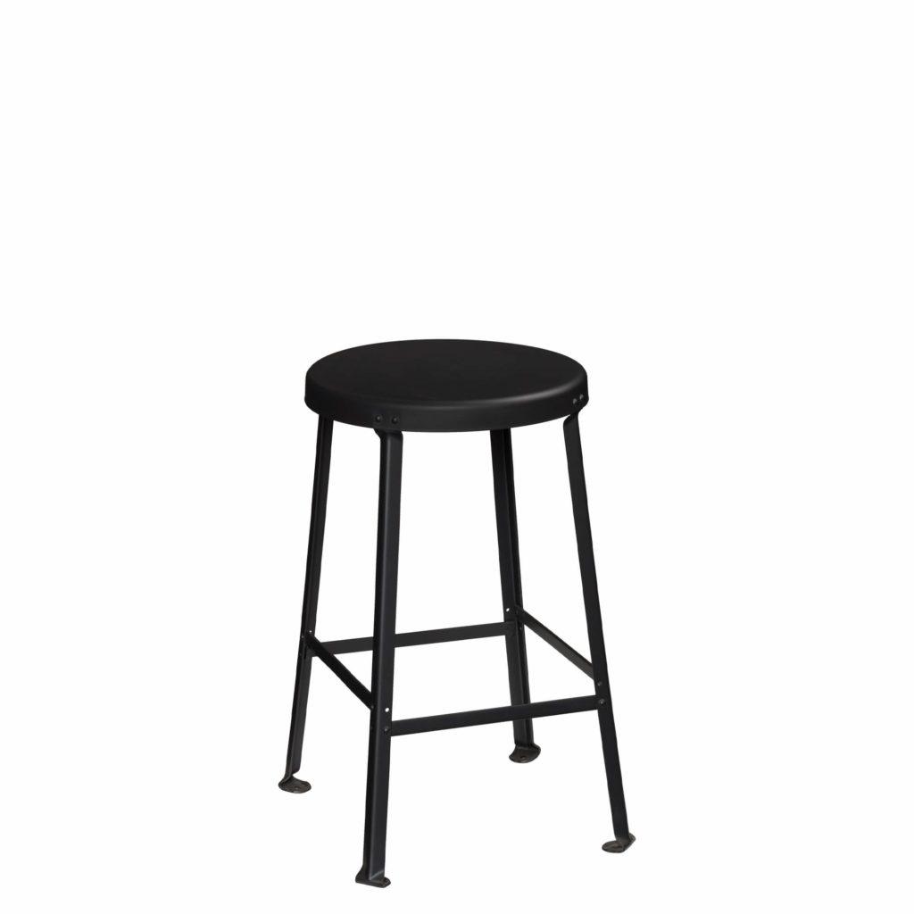 one ton stool 24 GM - Crow Works
