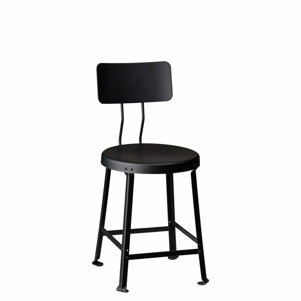 one ton stool back 18 GM - Crow Works