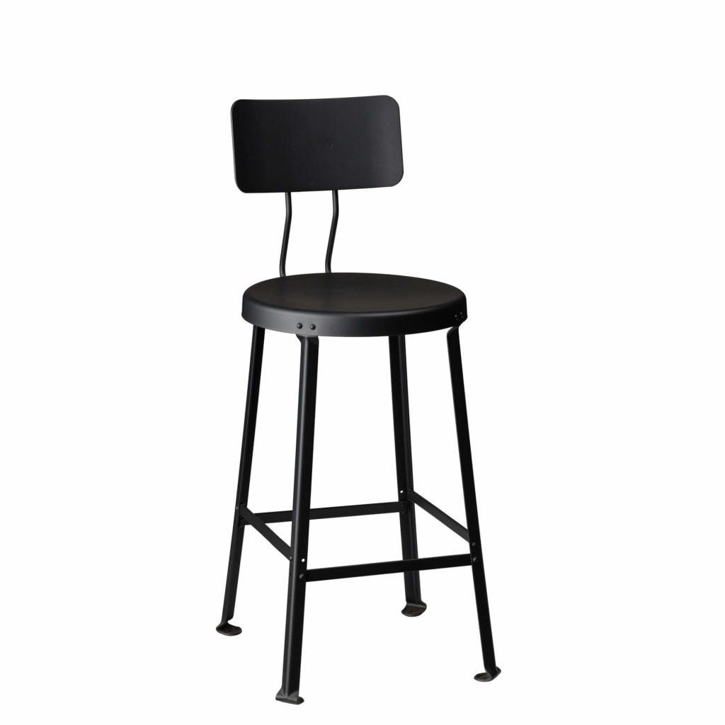 one ton stool back 24 GM - Crow Works