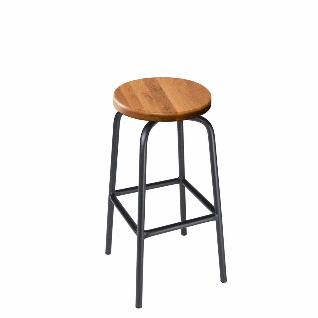 pub stool 30 LT GM - Crow Works