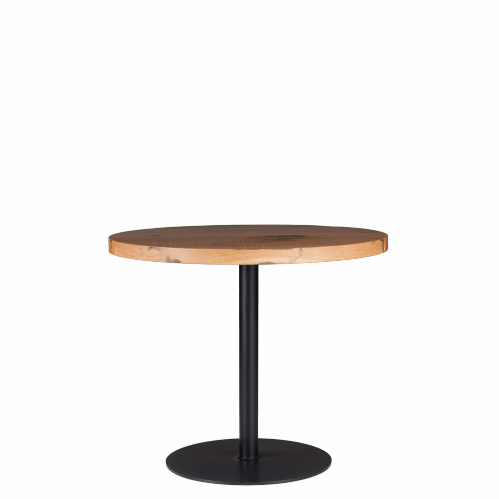 round dining table 22 LT GM - Crow Works