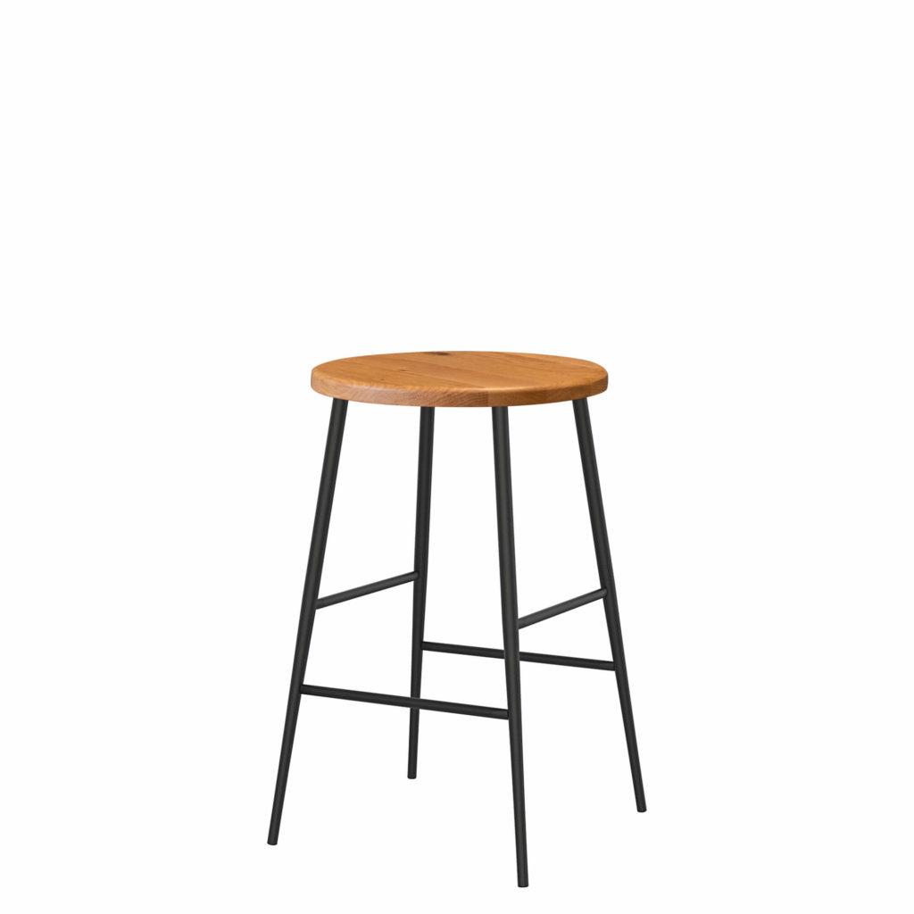 union stool 24 LT GM - Crow Works