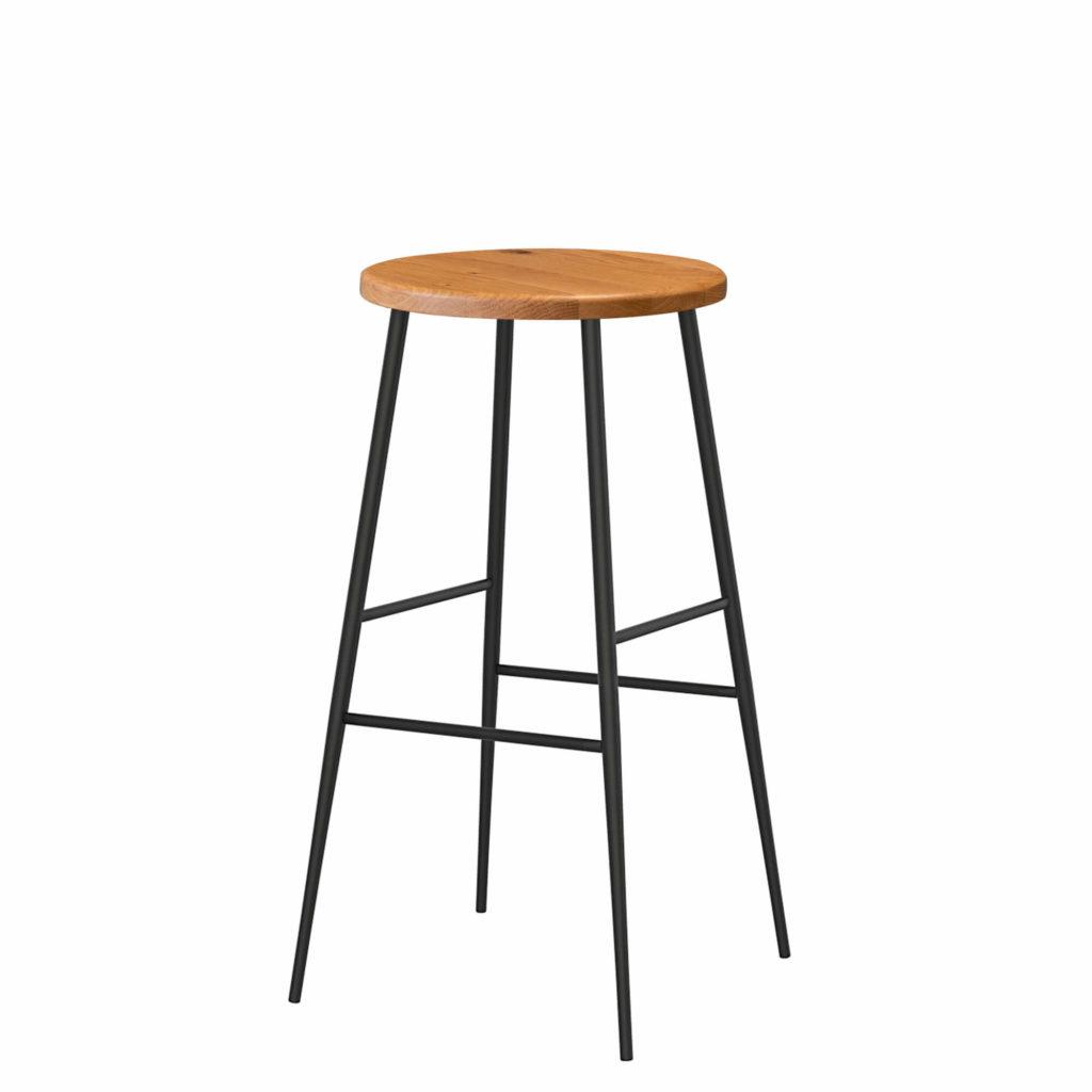 union stool 30 LT GM - Crow Works