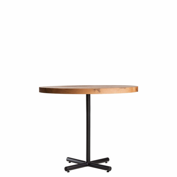 x base dining table 22 LT GM - Crow Works