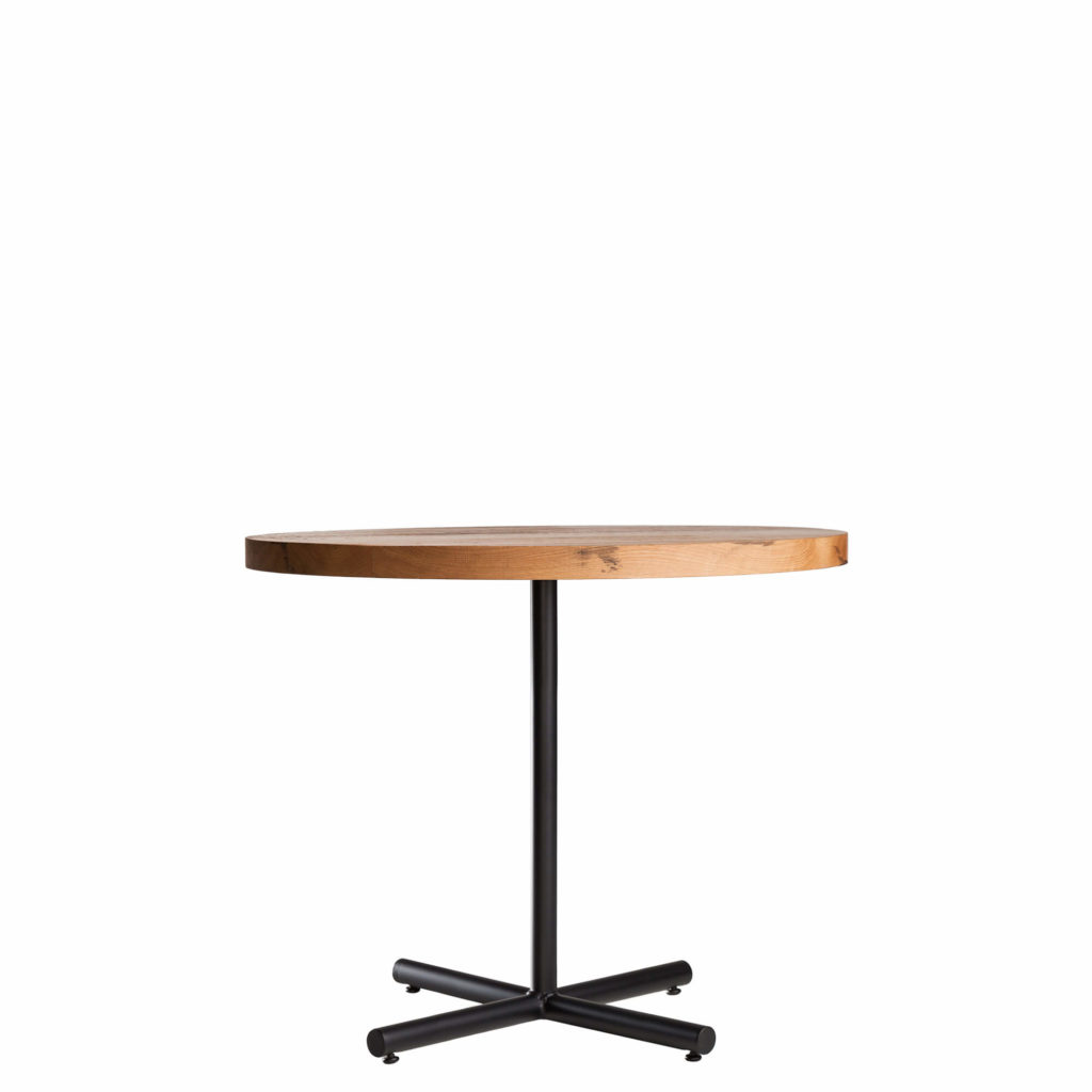 x base dining table 30 LT GM - Crow Works