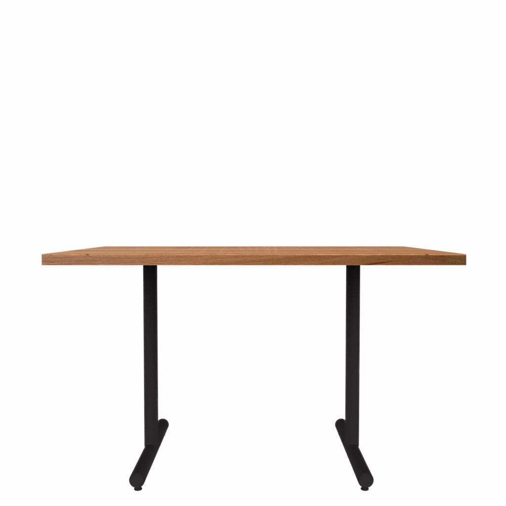 t base dining table 22 LT GM - Crow Works