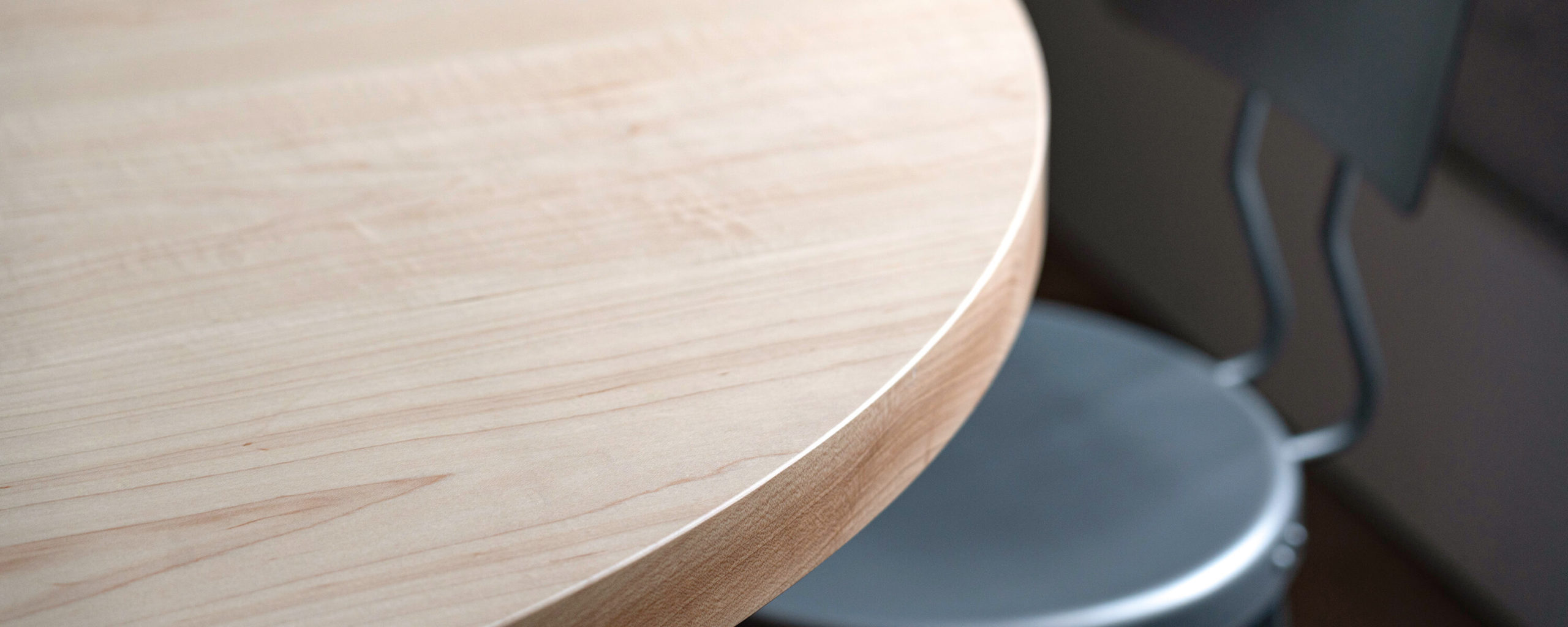 maple table scaled - Crow Works