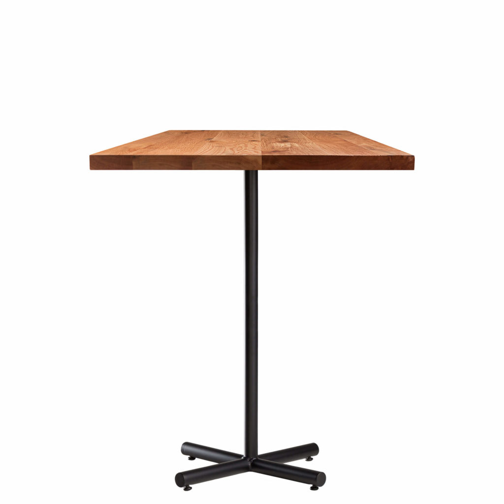 x base bar table square 22 LT GM - Crow Works